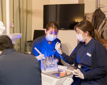 芦屋M&S歯科・矯正クリニックスタッフ