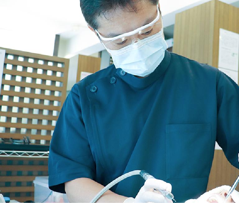 芦屋市の歯科医院診療方針