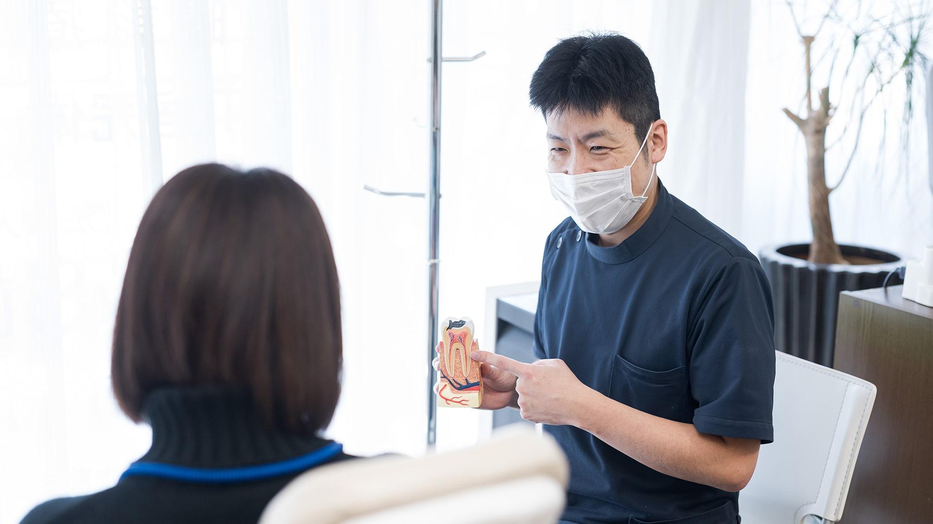 芦屋M&S歯科・矯正クリニック副理事長