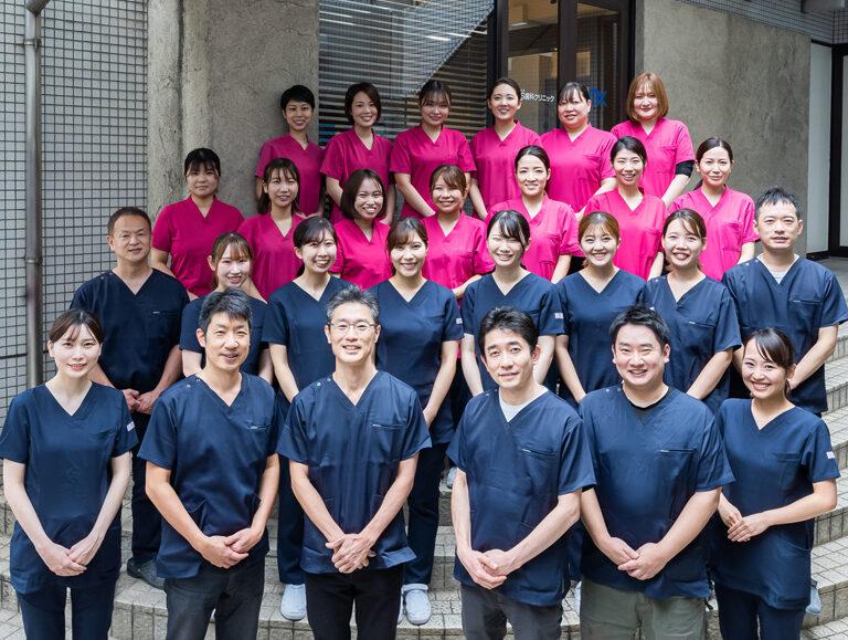 芦屋M&S歯科・矯正クリニック全体写真